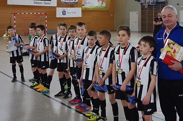 Ogólnopolski turniej piłki nożnej halowej dzieci w Mrzeżynie
