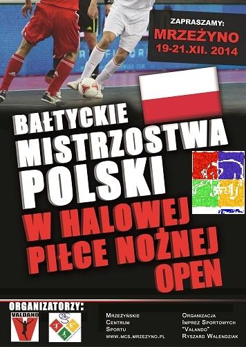 Ty też możesz zostać Bałtyckim Mistrzem Polski!!