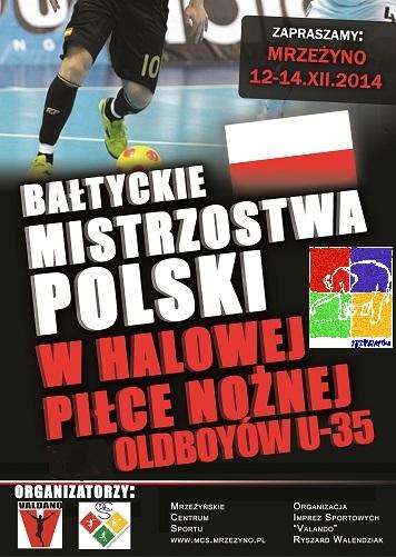 Zapraszamy do udziału wBałtyckich Mistrzostwach Polski