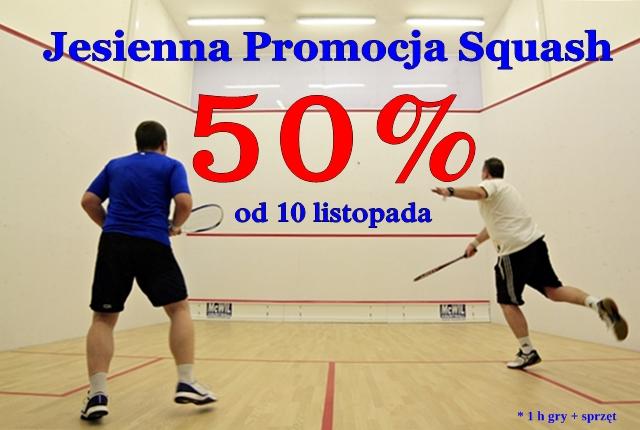 Jesienna Promocja Squash